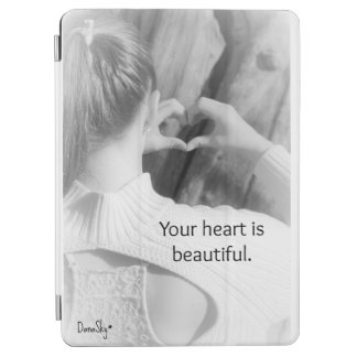 """Your heart is beautiful"" iPad Air Smart Cover iPad Air Cover"