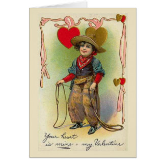 Your Heart Is Mine Greeting Card