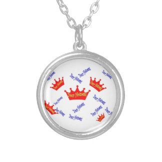 Your Highness is Your Hotness necklace!