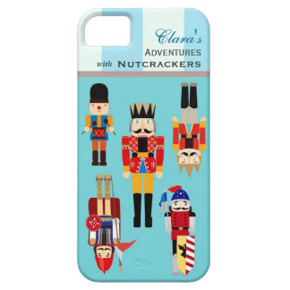 Your Holiday Adventures with Nutcrackers Soldiers Barely There iPhone 5 Case
