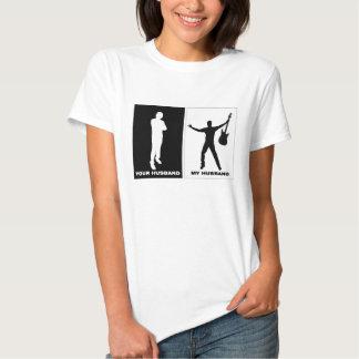 Your Husband, My Husband T-shirts
