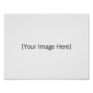 [Your Image Here] Blank Poster