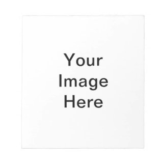 Your image here blank template notepads