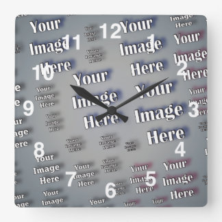 Your Image Here Wallclock