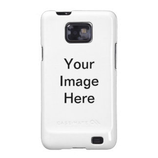 Your Image Here Love Samsung Galaxy SII Cover