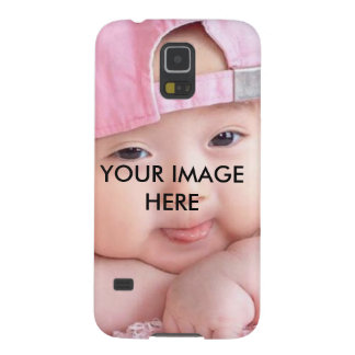 YOUR IMAGE HERE Samsung Galaxy S5 Galaxy S5 Case
