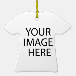 Your Image Here T-shirt Ornament