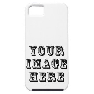 Your Image on Case For The iPhone 5