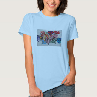 your in my heart t-shirts