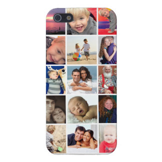Your Instagram Photos Collage iPhone 5 Case