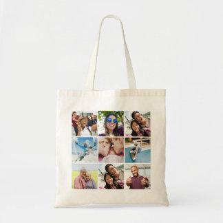 YOUR Instagram Photos custom tote bags