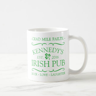 Your Irish Pub Coffee Mug
