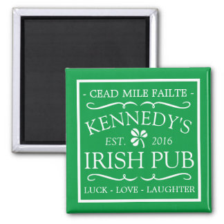 Your Irish Pub Magnet