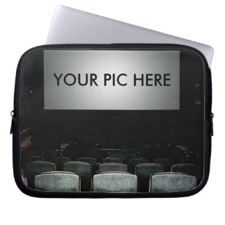 Your Life at the Movies Laptop Sleeve