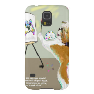 your life is a work of art cases for galaxy s5