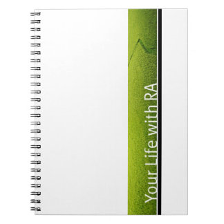 Your Life with RA Notebook