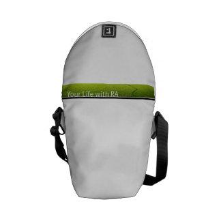 Your Life with RA Small Messenger Bag