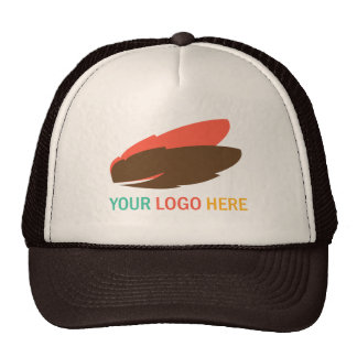 Your logo here business promotional marketing cap