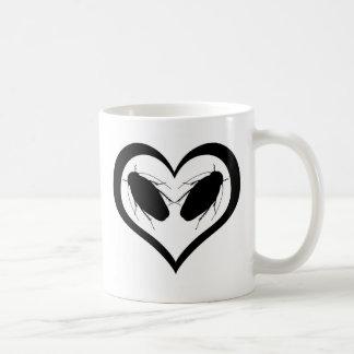 Your love infests me coffee mug