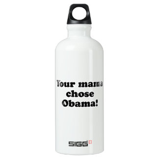 Your mama chose Obama Faded.png SIGG Traveller 0.6L Water Bottle