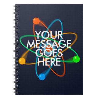 YOUR MESSAGE Science Notebook