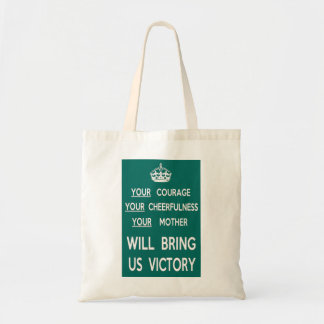 Your Mother Will Bring Us Victory Bag