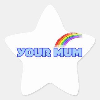 Your Mum Sticker