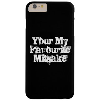 Your My Favourite Mitsake Barely There iPhone 6 Plus Case