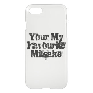 Your My Favourite Mitsake iPhone 7 Case