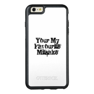 Your My Favourite Mitsake OtterBox iPhone 6/6s Plus Case