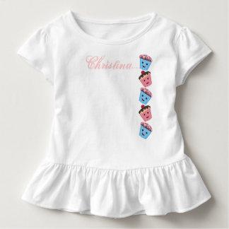Your Name-Cute Kawaii Cupcakes Shirts