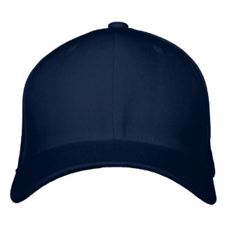 """""""Your Name"""" Embroidered Hat (Back)"""