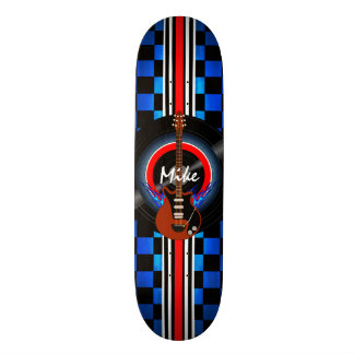 Your Name guitar Skate Deck