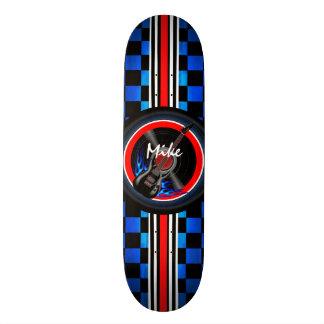 Your Name guitar Skateboard Deck