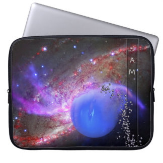 Your Name In The Milky Way Laptop Sleeve