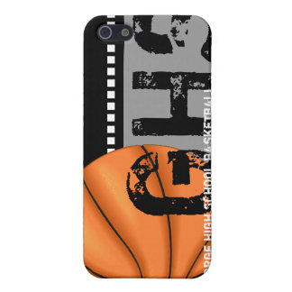 Your Name iPhone 4 Speck Case Basketball iPhone 5/5S Case
