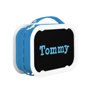 Your name lunchbox