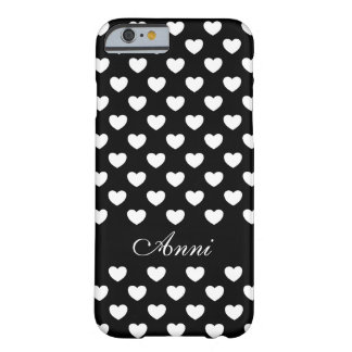 Your name on that iPhone more cover, schickes Barely There iPhone 6 Case