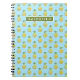 Your Name | Pineapples Notebook