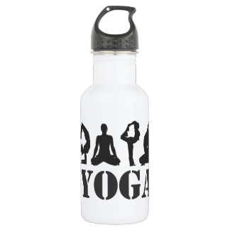Your New Yoga Bottle! 532 Ml Water Bottle