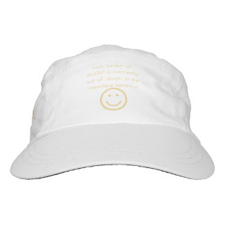 Your Order of SLEEP is currently out of stock Hat