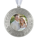 Your Ornament - SRF Round Pewter Ornament