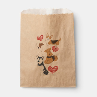 Your Own Doggy Bag Favour Bags