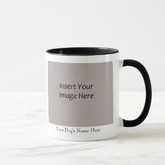 Your Own Dog's Picture Golden Retriever Mug