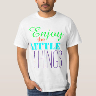 Your own Texts, Sayings and Wisdoms T-Shirt
