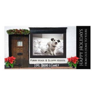 Your Pets Christmas Card Naughty Side