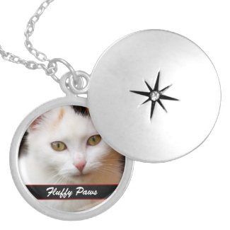 Your Pets Photo Necklace