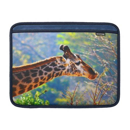 YOUR PHOTO - Giraffe Custom 13 in MacBook Air Case MacBook Air Sleeves