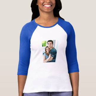 Your Photo Happy Together T-Shirt By ZAZZ_IT