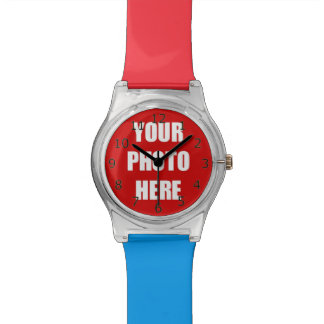 Your Photo Here Template Watch